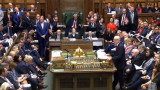 Джонсън и Корбин не договориха график за паузирания законопроект за Брекзит