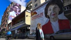Албанският вот и новото име в центъра на последния дебат преди балотажа в Македония
