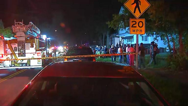 Пет души, включително 8-годишно момиче, са простреляни, в Сиракуза, Ню