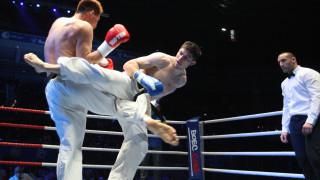 Акира Умемура загуби с нокаут от Сергей Браун