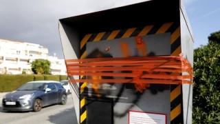 """""""Жълтите жилетки"""" са посегнали на 60% от камерите по пътищата във Франция"""