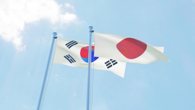 Спорът между Япония и Южна Корея продължава да ескалира