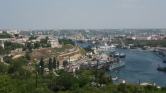 Самолет на САЩ разузнава край бреговете на Крим