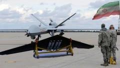 Сваленият от Израел ирански дрон бил копие на американския RQ-170
