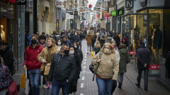 Нидерландия обяви пълна карантина