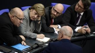 Преговарящите в Германия партии договориха финансовите и данъчни цели