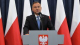Дуда поздрави Байдън и го покани в Полша