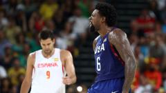 САЩ преодоля най-тежкото си изпитание в баскетболния турнир