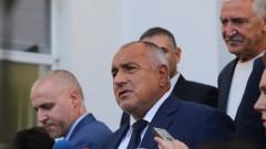 Борисов обвини президента за агитация
