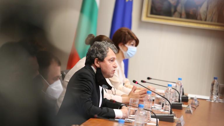 Уклончиво съгласие за Камелия Нейкова за председател на ЦИК
