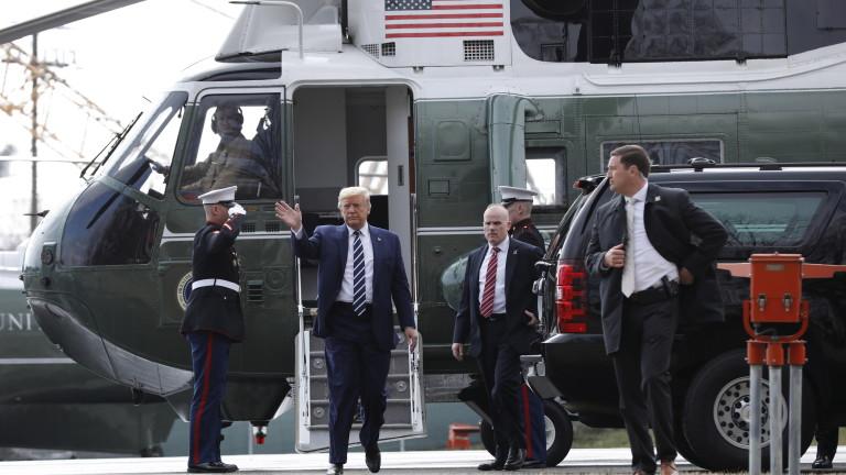 Тръмп: Демократите смачкаха Сандърс на супервторника