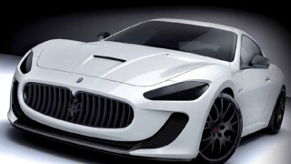 Представиха концепцията Maserati Gran Turismo MC Corse (галерия)