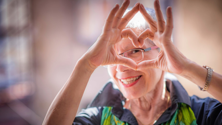 Снимка: На каква възраст жените са най-щастливи