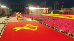КНДР посрещна Нова година с концерт и заря въпреки ограниченията заради COVID-19