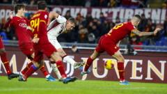 """Ил Гало превзе """"Олимпико"""", Торино обърка плановете на Рома"""