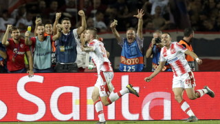 Звезда го направи отново! Сръбският гранд ще играе за втора поредна година в групите на Шампионска лига