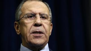 Лавров и Кери обсъдиха сваления руски самолет над Сирия