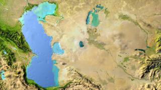 Изпарява ли се Каспийско море