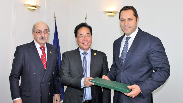 Български компании могат да получат експертна помощ от Международната търговска