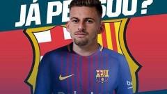 Барселона взе без пари национала на Бразилия Лукас Лима от Сантос