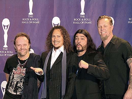 Metallica на турне с Guns'n'Roses?