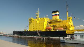 Руснаците ще строят още два ядрени ледоразбивача