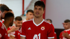 Матей с жест към фен на ЦСКА след мача с Арда