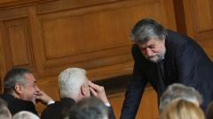 """""""Искри"""" в НС заради телевизионното излъчване на парламентарния контрол"""