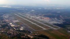 Арестуваха мъж, проникнал незаконно в самолет на летище Шереметиево