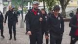 Футболистите на ЦСКА се насладиха на почивния си ден
