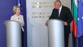 Борисов настоява за много пари от Запада заради изтеклите мозъци от Изток