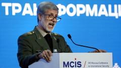 Използвахме ракети с малък обхват по терористичното правителство на САЩ, разкри Техеран