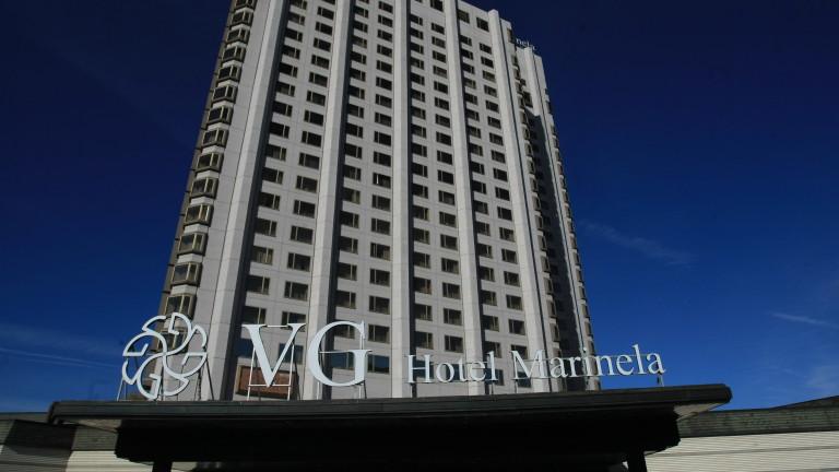 """Данъчни отново затвориха хотел """"Маринела"""""""
