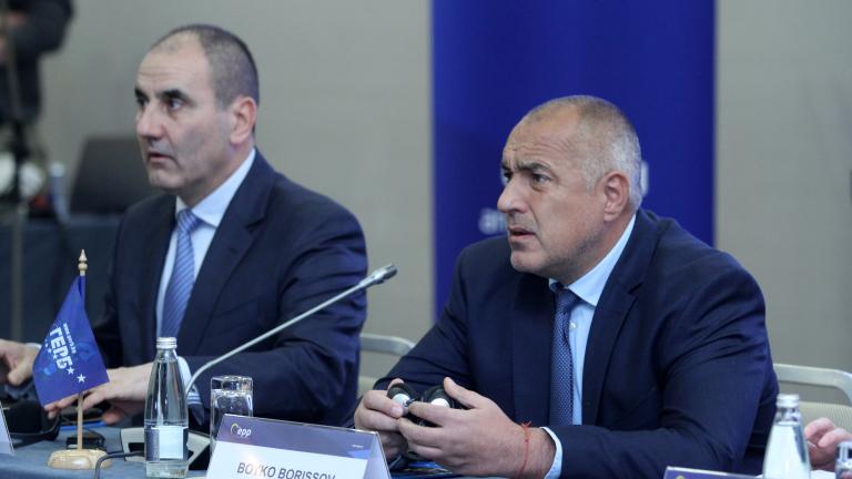Премиерът Борисов няма да подава оставка и предсрочни избори няма