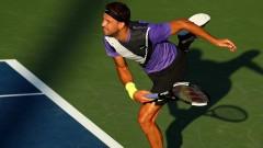 Григор Димитров - Алекс де Минор 7-5, 6-3, 6-4, осминафинал на US Open 2019