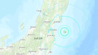 Силно земетресение разлюля Фукушима