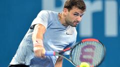 Григор Димитров загуби първия си мач на двойки за сезона