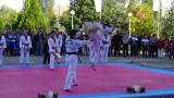 """Олимпийското таекуондо взе участи в """"Европейската нощ на учените"""""""