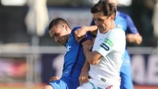 Левски затрудни максимално Зенит, но загуби от руския шампион с 0:1
