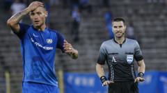 Стефан Апостолов ще свири първия мач на ЦСКА, Кабаков ръководи Дунав - Левски