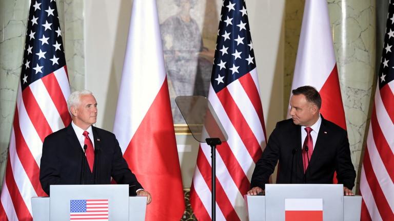 Полша разкрила шпионаж на Китай на своя територия
