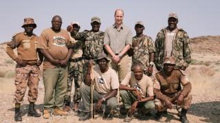 Принц Уилям и африканските му приключения