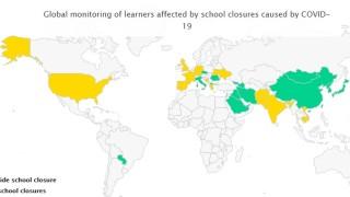22 държави са затворили училищата заради коронавируса