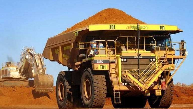 Желязната руда подскочи до невиждано от 2014 година ниво