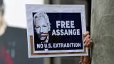 """Експерти от ООН недоволстват от """"прекалената"""" присъда на Асандж"""