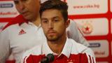 Рубен Пинто: Щастлив съм в ЦСКА, но да видим дали ще остана