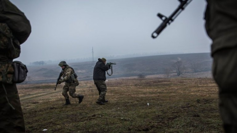 И през 2018 г. Русия ще доставя хуманитарна помощ на Донбас
