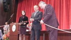УНСС откри новата учебна година за 87-ми път