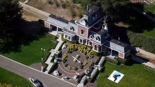 Кредитори искат къщата на Майкъл Джексън