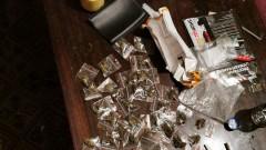 Задържаха шестима ученици за дрога при спецакция в Пловдивско